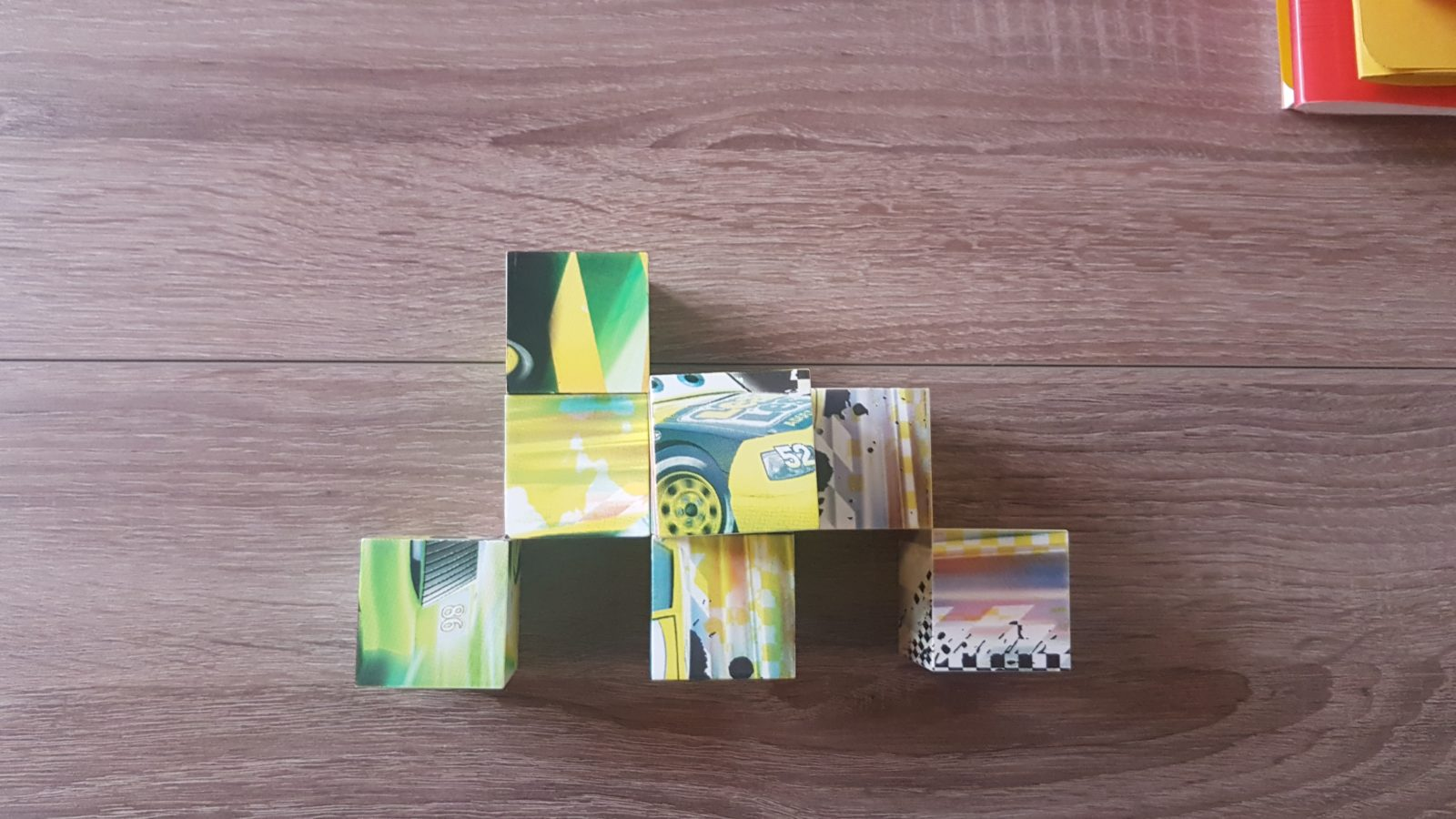 andgel cube