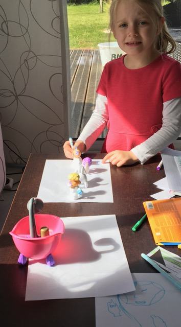 dessiner ombres gabrielle