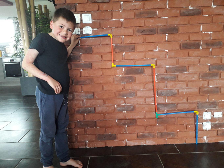 escalier théo