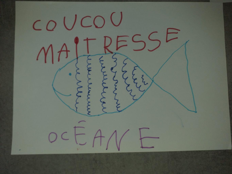poisson Océane